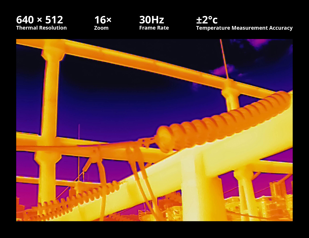 Mavic 2 Enterprise Advanced - Expand Your Vision with Advanced Dual-cameras