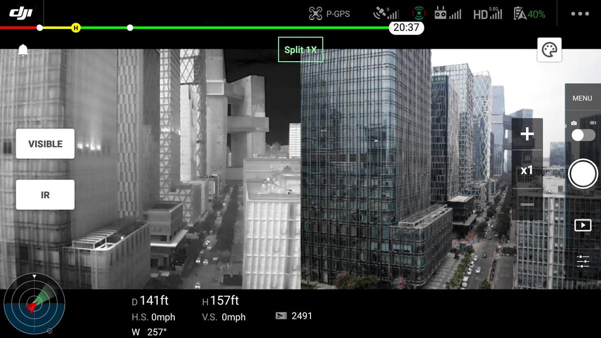 Mavic 2 Enterprise Advanced - Dual-vision at Your Service